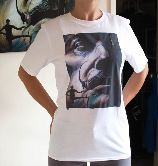 """Ghost of Dali"" Shirts"
