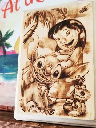 """""""Lilo & Stitch"""""""
