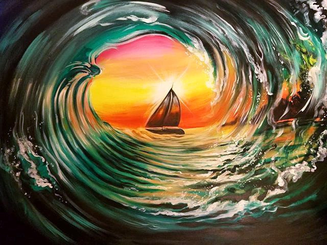 """""""Ride the Wave"""""""