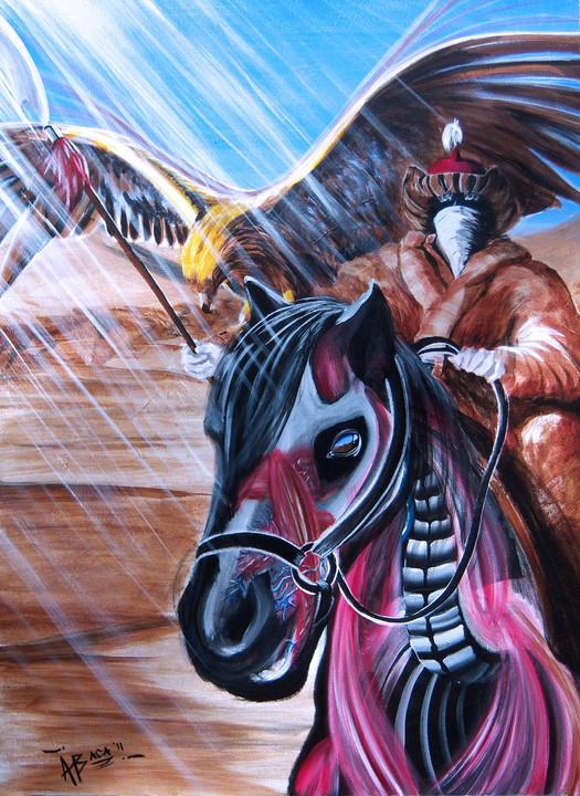 """""""Mongolian Eagle Hunter"""""""