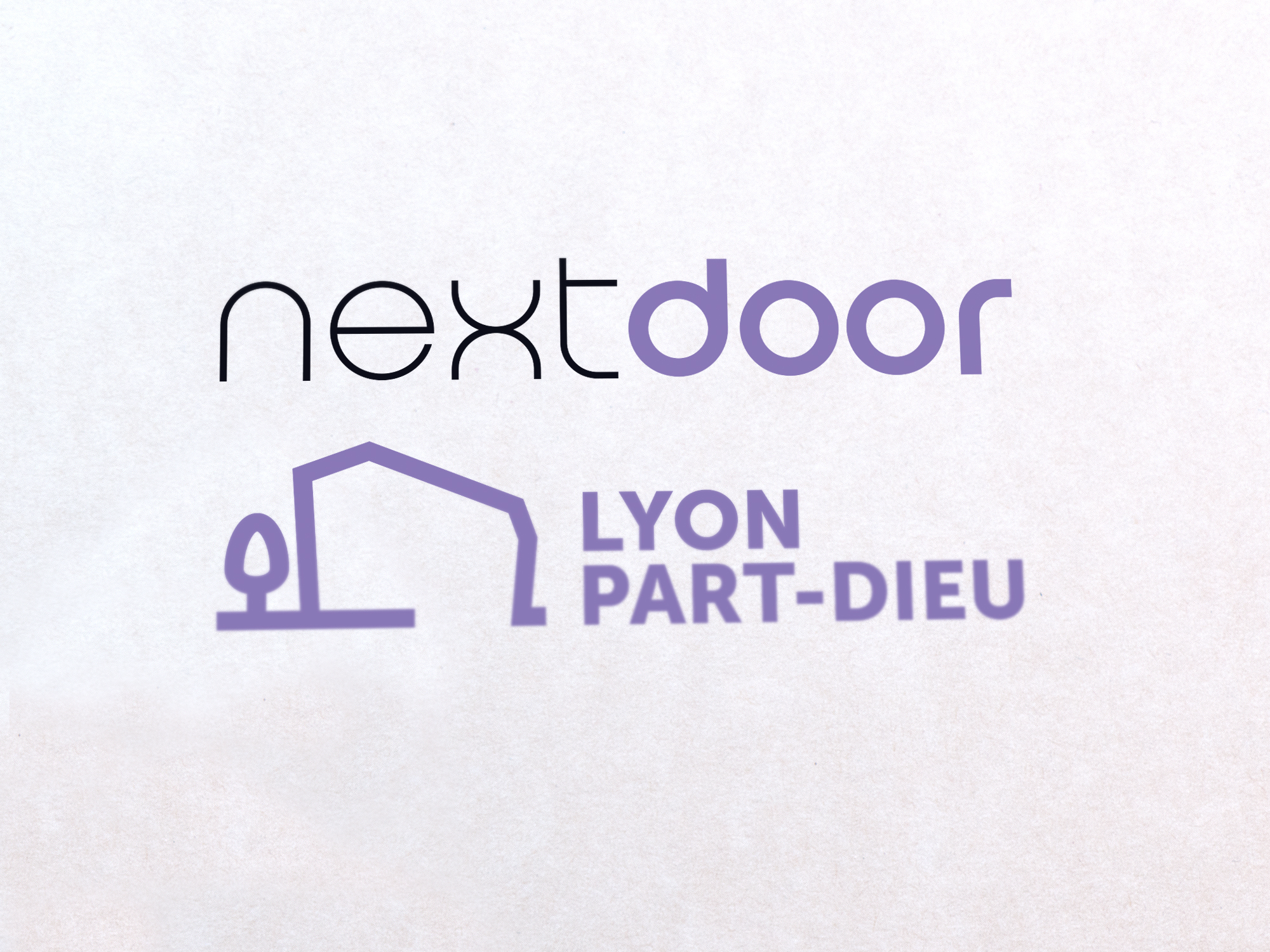 Logo Nextdoor Lyon Part-Dieu