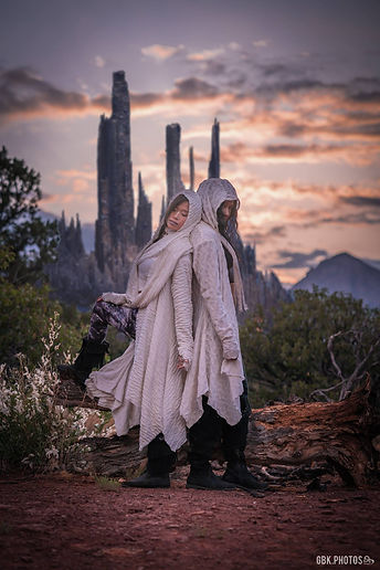 Burning Man Costumes Goddess Couture Fringe Yoshi What to Wear Day Time Jedi Cape Buy