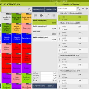 Mi-TPV - App Android