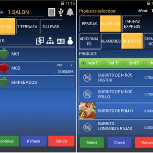Saloneros - App Android