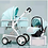 Thumbnail: Belecoo® - 2 in 1  Bassinet & Car Seat Stroller