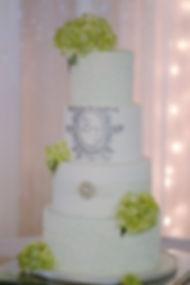 Cake by Charity Fent; Photo Credit: Sarai Minard Photography