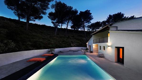 arty provence maison piscine maison hôte chambre