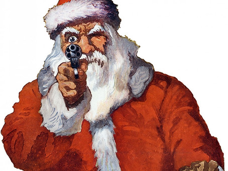 Guns, Oil & Heat for the North Pole; The Actual Cold War
