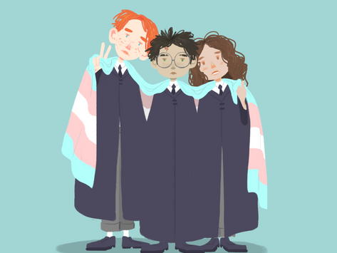 J.K. Rowling Might Actually Have A Point On Trans Youth