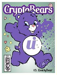 03 Unicly Bear