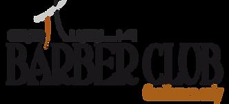 Logo barbershop barber.club