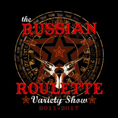 The Russian Roulette Variety Show (logo design)