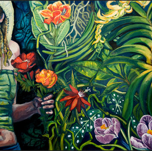 Elysha & the Botany of Desire