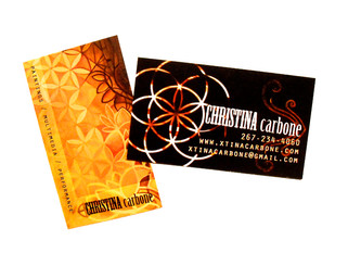 Business cards (personal)