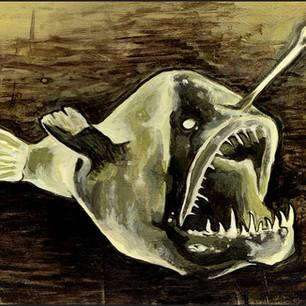 Mr. Angler Fish