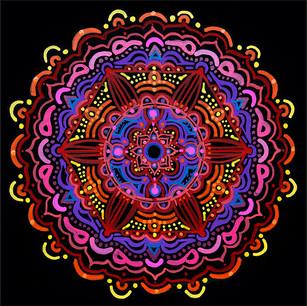 Meditation Mandala #1