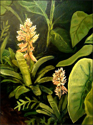 """""""Garden of Eve"""" mural"""