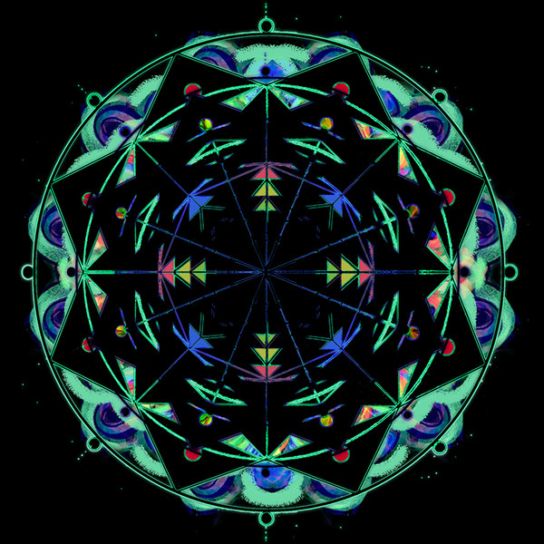 Future Mandala #3