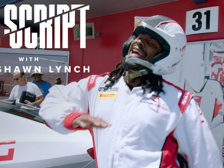 No Script with Marshawn Lynch - Review