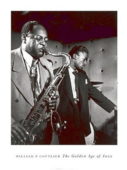 Coleman Hawkins & Miles Davis