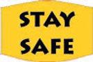 Stay Safe - Face Mask