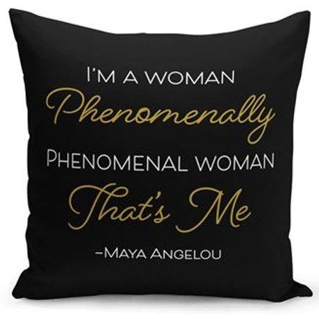 Maya Angelou Phenomenal Woman