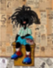 Artist Leroy Campbell   Sojourner Art Gallery