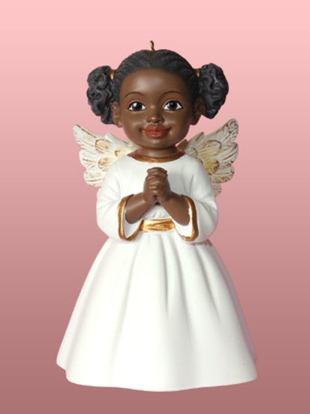 Angel Ornament: Prayer
