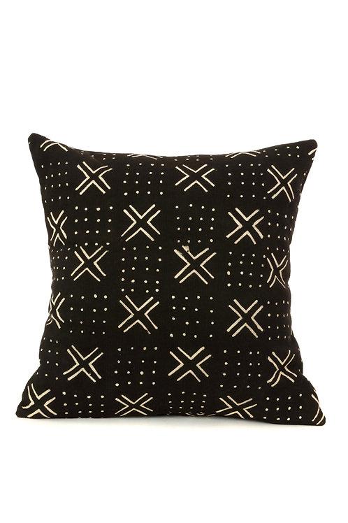 Malian Princess Mudcloth Pillow