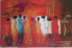 Limited Edition Giclee  Sojourner Art Gallery