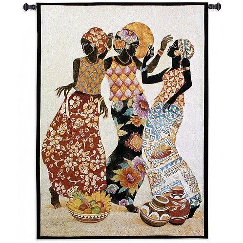 Jubilation  Tapestry Wall Hanging