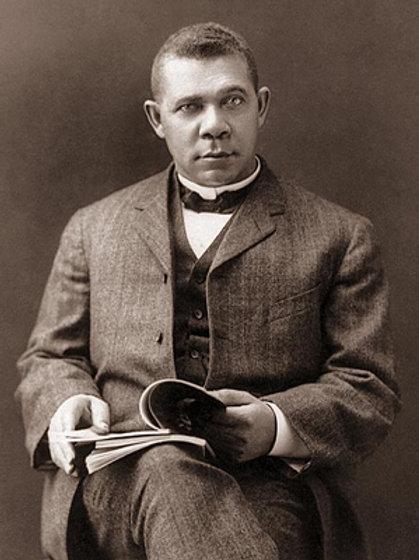 Booker T. Washington, Hampton, Virginia
