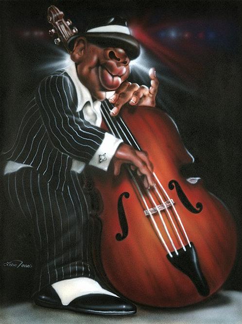 Jazzman D - 18   x   24