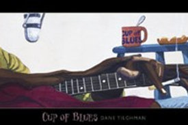 Cup of Blues