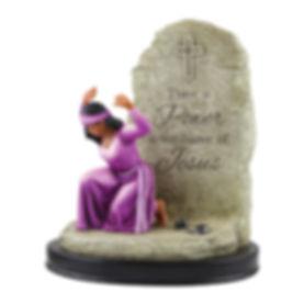 African American  Figurines  Sojourner Art Galleryy
