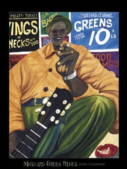 Mustard Green Blues