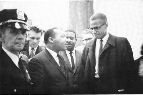 Two Leaders, Washington  DC. March 26, 1964
