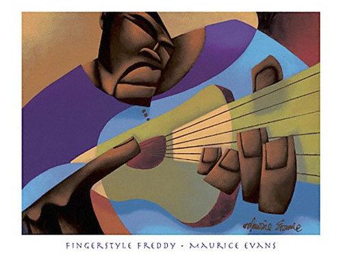 Fingerstyle Freddie