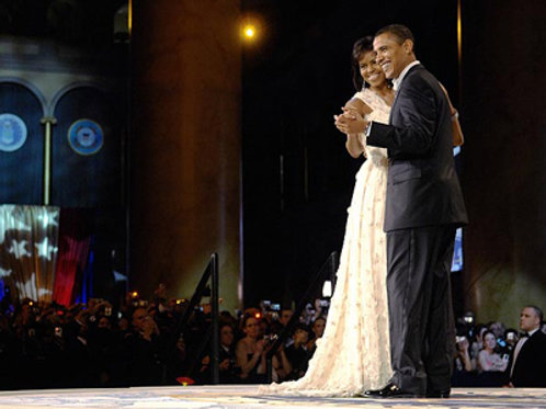 President & First Lady: