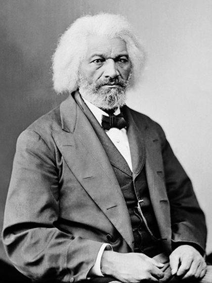 Fredrick Douglass C   1865-80