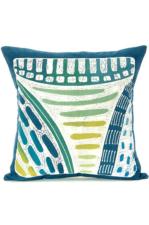 Blue Lagoon Pillow Cover