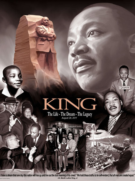King: The Life, The Dream,The legacy
