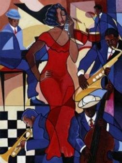 Red Dress Blues