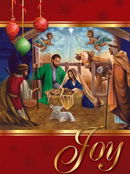 C-872 Nativity Joy