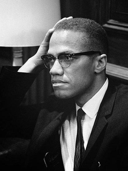 Malcolm X Washington DC  1964