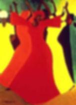 Caribbean Artist Bernarrd Hoyes  Sojourner Art Gallery