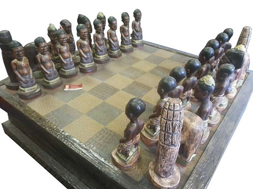 """42 """" Chess Table"""