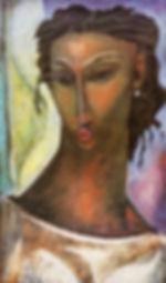 Artist William Tolliver  Sojourner Art Gallery