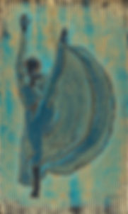 Artist Larry Poncho Brown   Sojourner Art Gallery