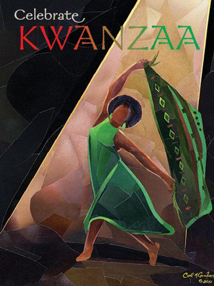 K-915 Celebrate Kwanzaa